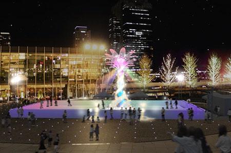 グランフロント大阪3年目のクリスマス 『GRAND WISH CHRISTMAS 2015』