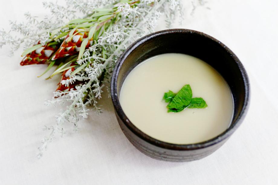 岩手県から旅してきた「三浦さんのあやめ雪かぶ」のスープ【家スープのじかん with Soup Stock Tokyo2】