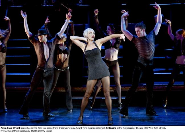 「マッサン」のシャーロットが「ブロードウェイミュージカル シカゴ」の主演に!