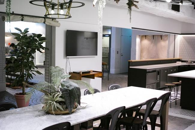 ランチタイムの1時間で食べて習える画期的な料理教室「EATALK」。ワンコインレッスン、みなとみらいでも開催!