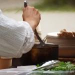 食堂かたつむりのジュテームスープ【美味口福を読む4】