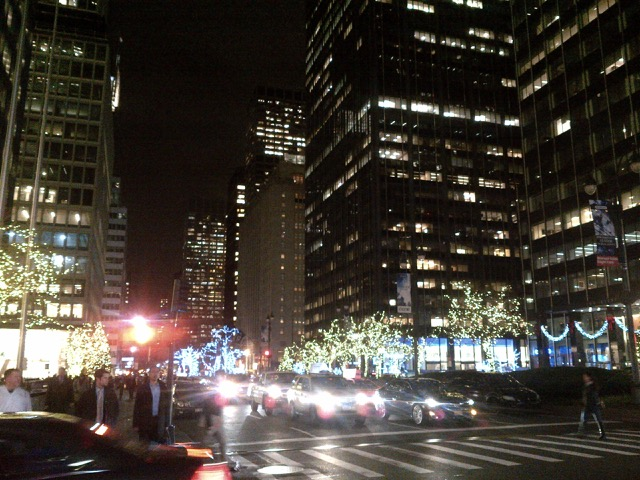 ニューヨーククリスマス