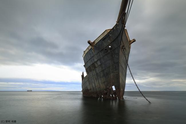 EOS 5Dシリーズ10周年特別企画展、野町和嘉写真展「天空の渚」