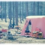 コールマン、古き良きアメリカのキャンプシーンを再現した「アメリカン ヴィンテージ・シリーズ」の第二弾を12月上旬に発売