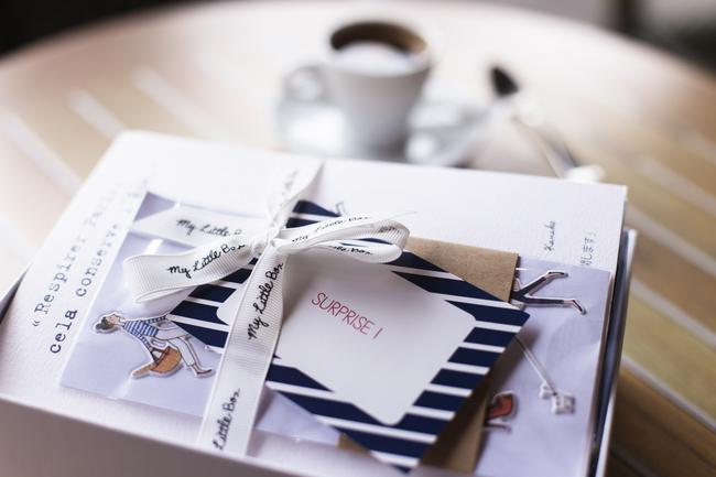 My Little Box、今月はクリスマスにぴったりな、Sparkling Boxをお届け