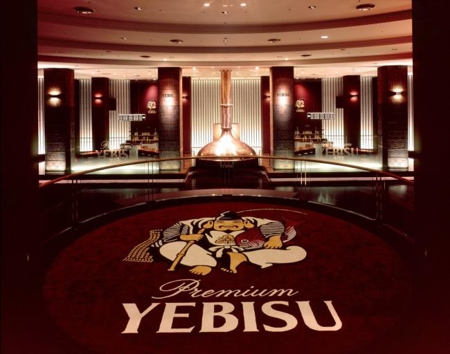 ヱビスビール記念館「ヱビス バレンタインツアー」 『ヱビスロゴ入り バカラ ビアタンブラー』で愉しむ、幸せなひと時