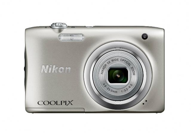 コンパクトデジタルカメラ「COOLPIX A100」と「COOLPIX A10」の2機種を発売