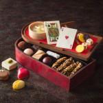 セルリアンタワー、箱もルーレットも全てチョコレートで作る「CASINO」は必見!2016年1月15日(金)より予約開始!