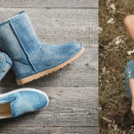 UGG、足元に春を♪「Spring in Your Step」