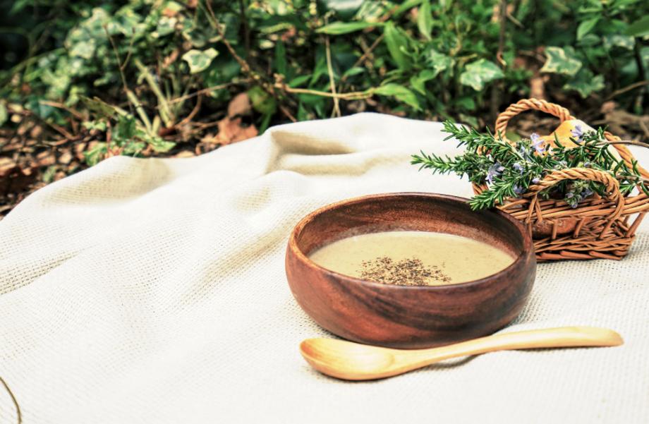 素材をスープで食べる。ポタージュ仕立て「和田さんのごぼうスープ」【家スープのじかん with Soup Stock Tokyo14】