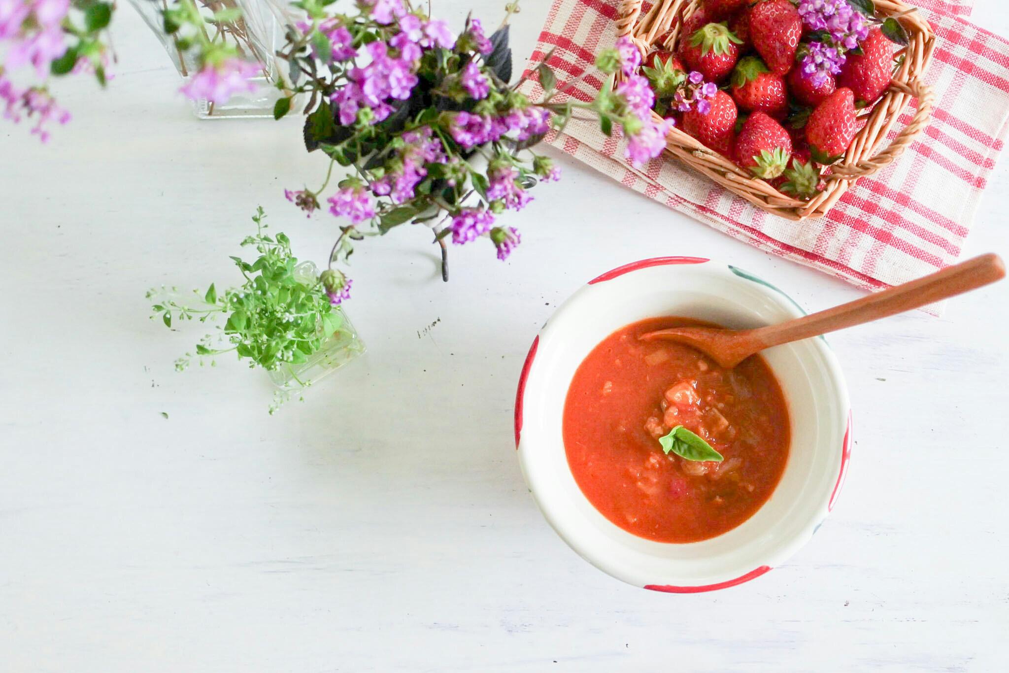 マンマの愛情がたくさん詰まったミネストローネ【家スープのじかん with Soup Stock Tokyo18】