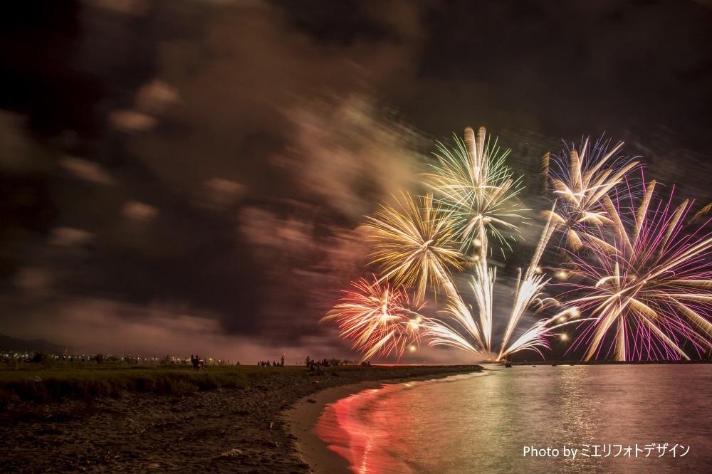 高浜の花火大会
