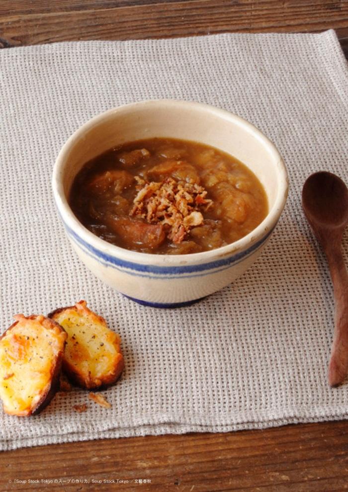 ゴッホの玉葱スープ|スープストックトーキョー
